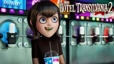 "Check out ""Hotel Transylvania 2"" on Netflix"