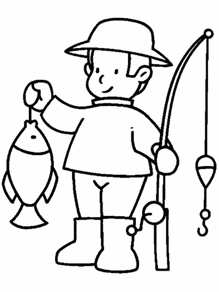 Раскраски для детей профессии | Детские раскраски, распечатать, скачать