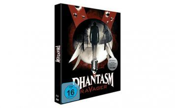 [Vorbestellen]  Phantasm V  Ravager  Das Böse V  Mediabook ( 2 DVDs) [Blu-ray]