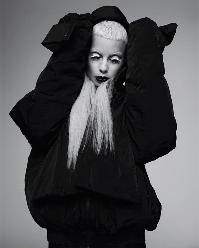 Yo-landi Visser: dark star | Dazed