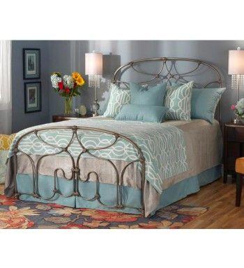 Mejores 69 imágenes de Iron Beds en Pinterest | Cabeceras de cama ...