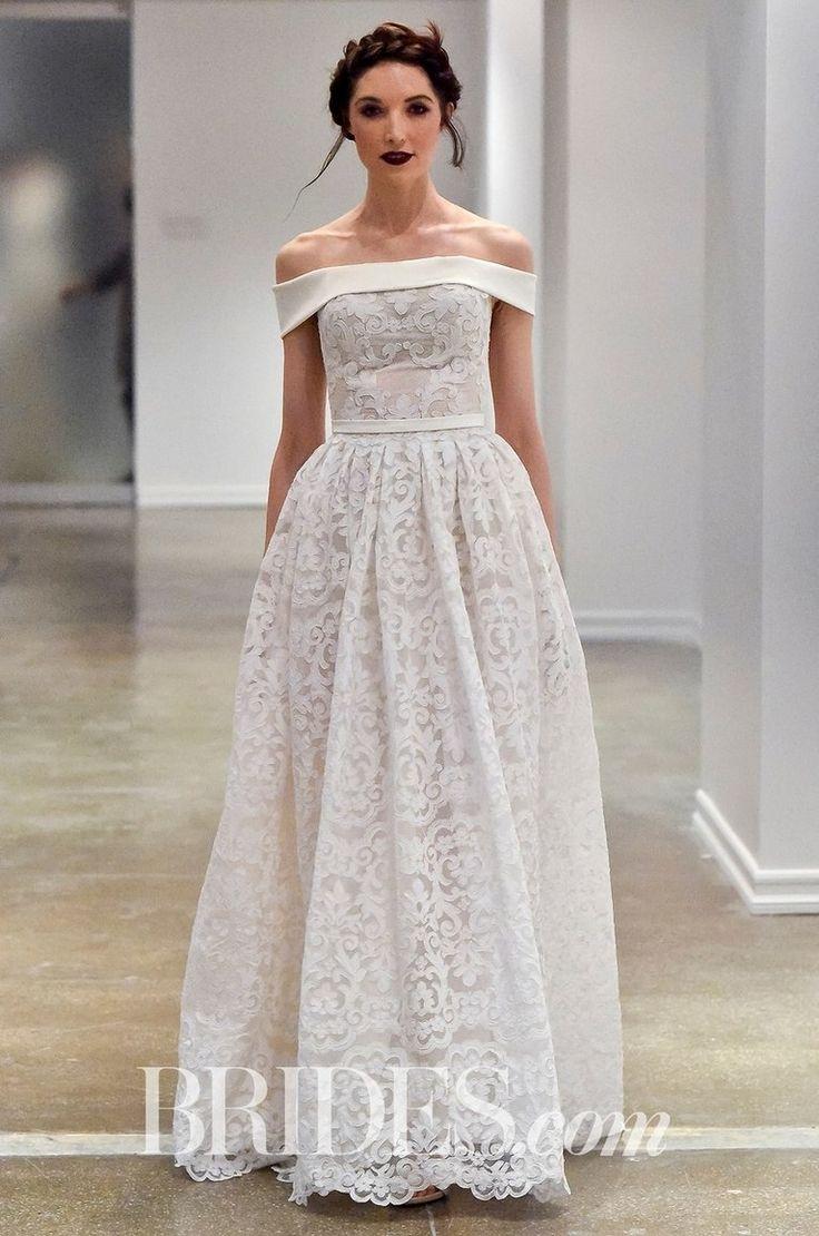 25+ Best Ideas About Off Shoulder Wedding Dress On