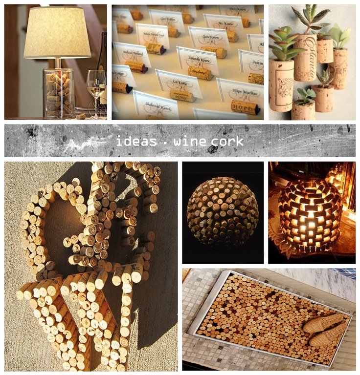 what to do with wine corks