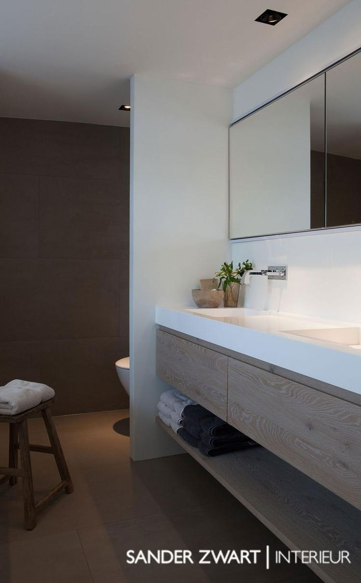Bekijk de foto van sanderzwartinterieur met als titel Stijlvolle badkamer - by Sander Zwart | Interieur en andere inspirerende plaatjes op Welke.nl.