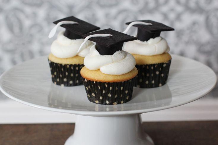 Graduation+Cupcake+Ideas | Graduation Cupcakes