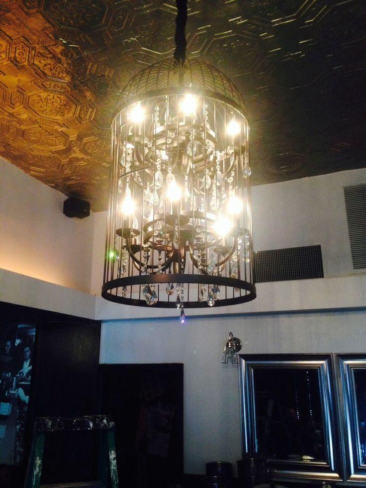 vintage birdcage chandelier - Birdcage Chandelier