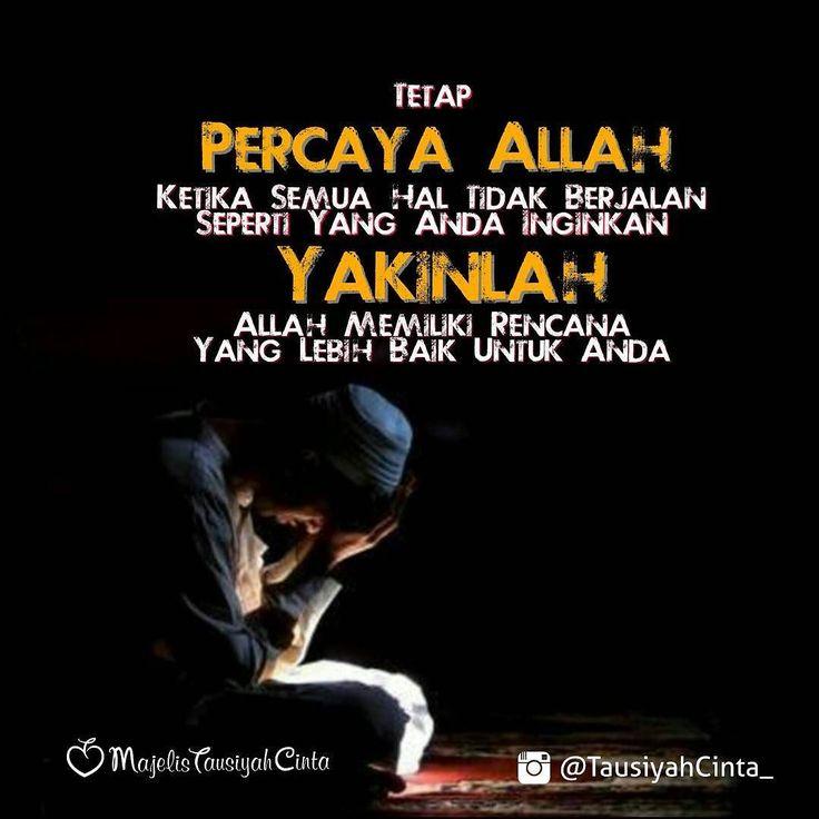 Allah Maha Tahu apa yang terbaik untuk kita... Bersabarlah Dalam Ikhtiar  http://ift.tt/2f12zSN