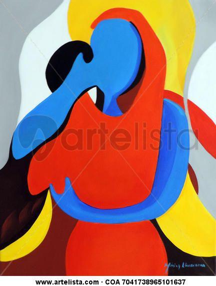 ANHELO DEL CORAZÓN MONICA LOWENBERG - Artelista.com