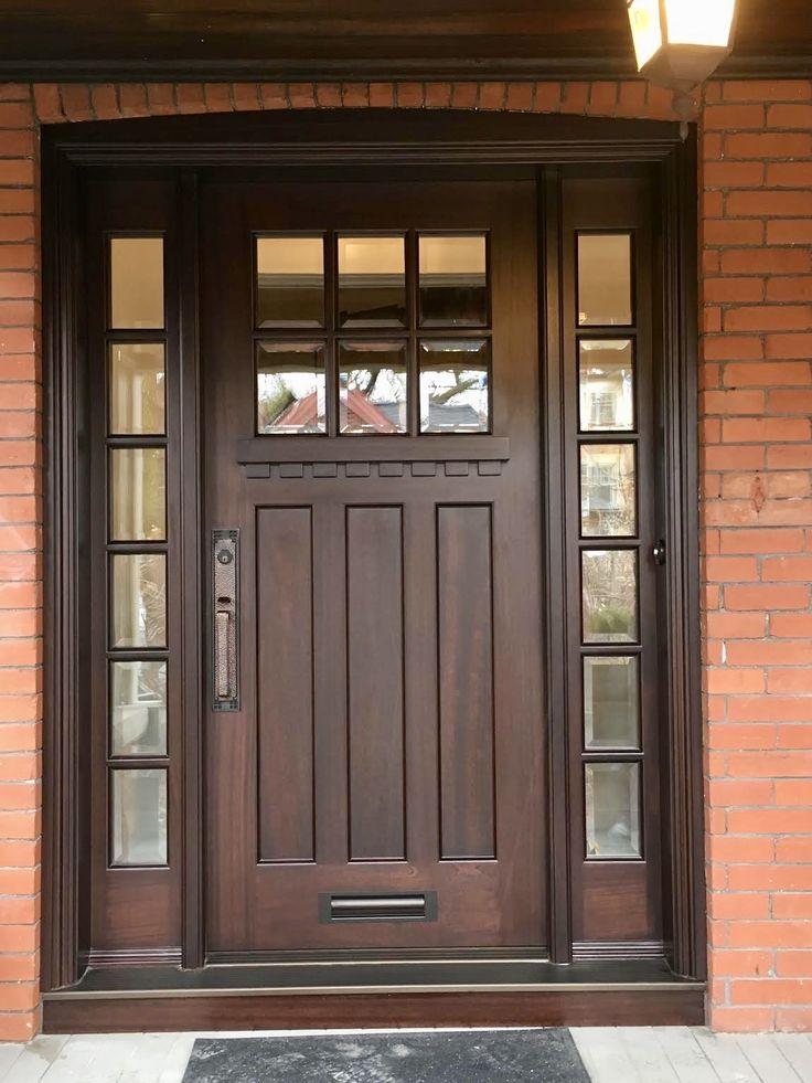 Amberwood Doors Inc: Amberwood Single Entry Doors In 2019