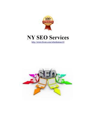 New York SEO Services  #SEO #NYC