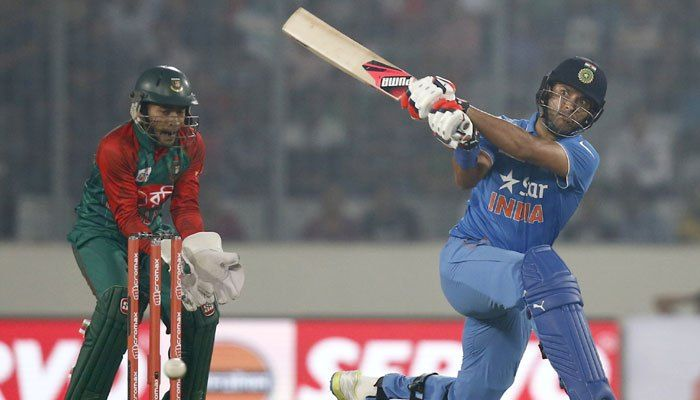 Asia Cup 2016 Final : India vs Bangladesh  Date time venue possible playing XI tv listing live streaming