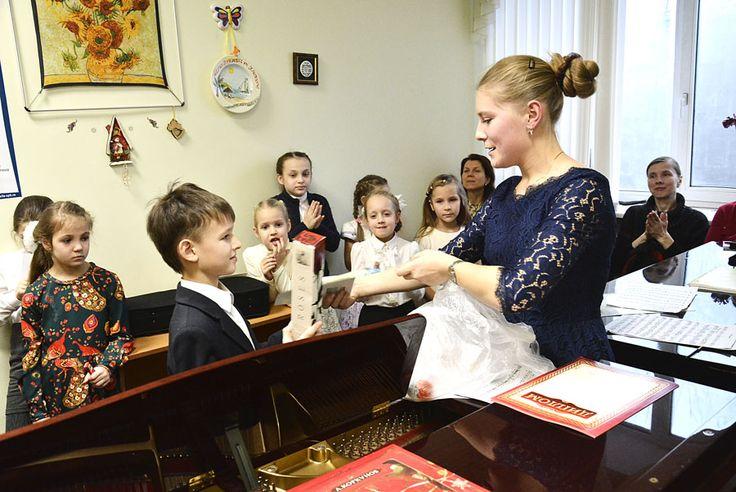 Детская музыкальная школа, фортепиано, ДШИ, Концерт класса