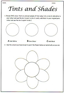 Printables Elementary Art Worksheets 1000 ideas about art worksheets on pinterest sketchbook assignments elements of and principles