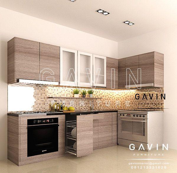 Berikut Ini Akan Kami Informasikan Kepada Anda Mengenai Desain Kitchen Set Minimalis Modern Yang Belum Lama Telah Kami Produksi Id26 Interior Minimalis Modern
