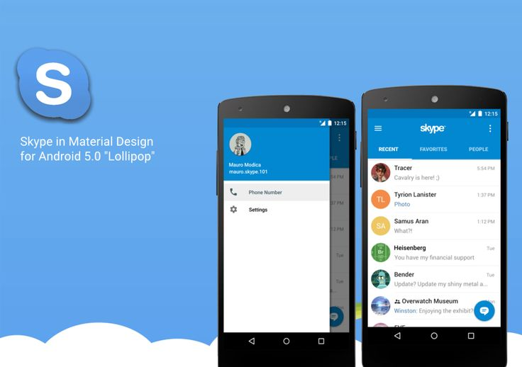 Mobile app by Modica Mauro