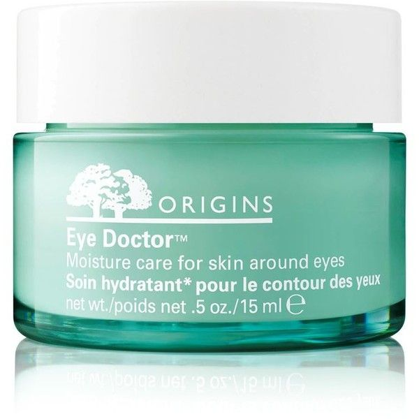 Origins Eye Doctor Moisture Care (4760 RSD) ❤ liked on Polyvore featuring beauty products, skincare, eye care, origins skincare and origins skin care