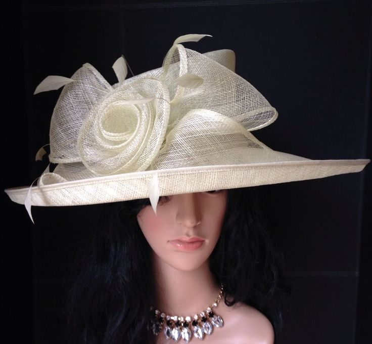 42 Best Images About Wedding Hats On Pinterest