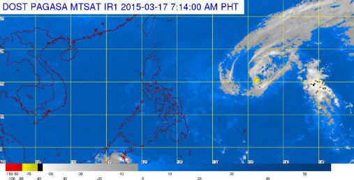 'Bavi' to weaken as it approaches PH | ABS-CBN News