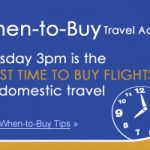 When to Buy: Best Time to Buy Airline Tickets