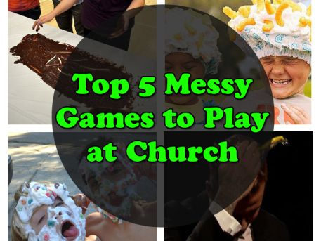 messy games
