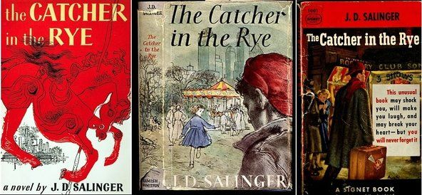 What are Holden's struggles in the book Catcher in the Rye?