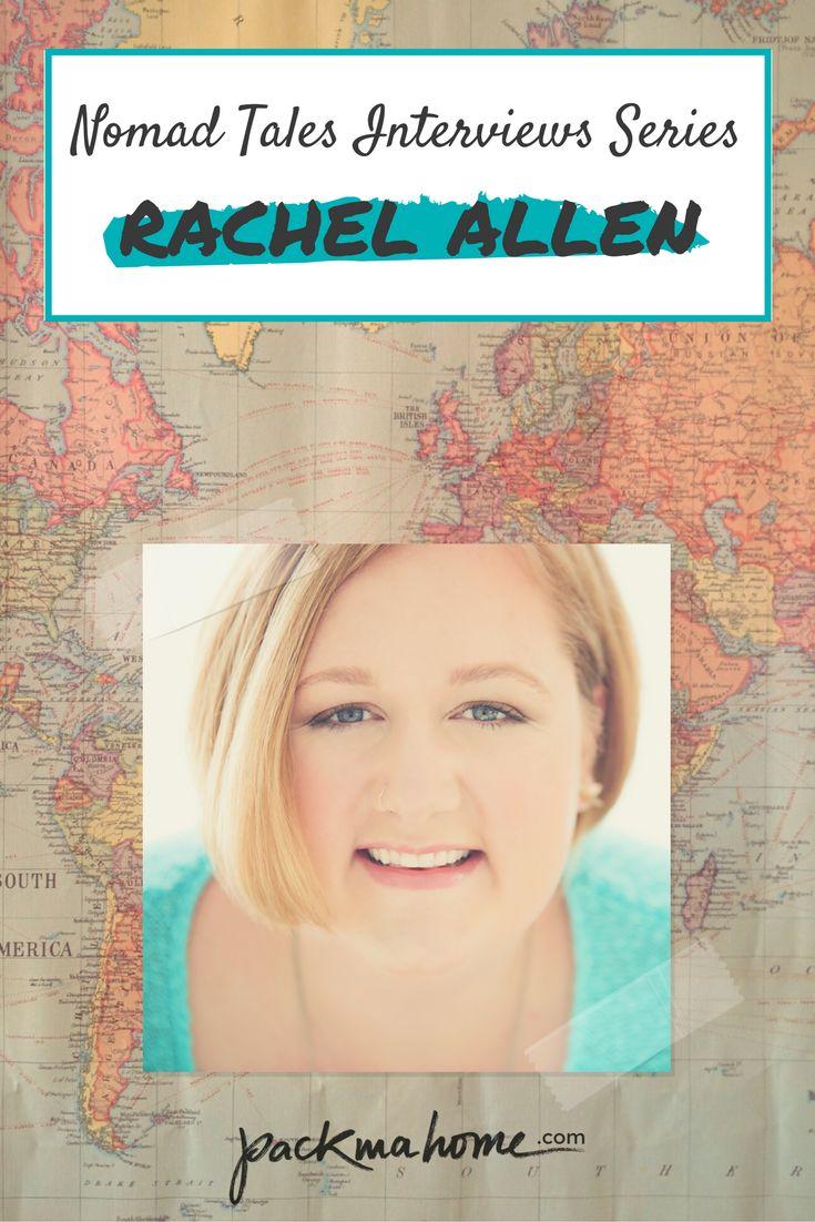 NOMAD TALES #5: RACHEL ALLEN - packmahome