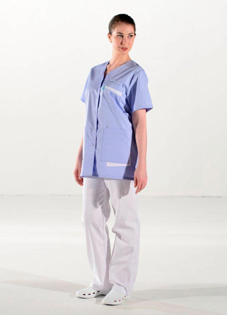 blouse infirmiere clemix