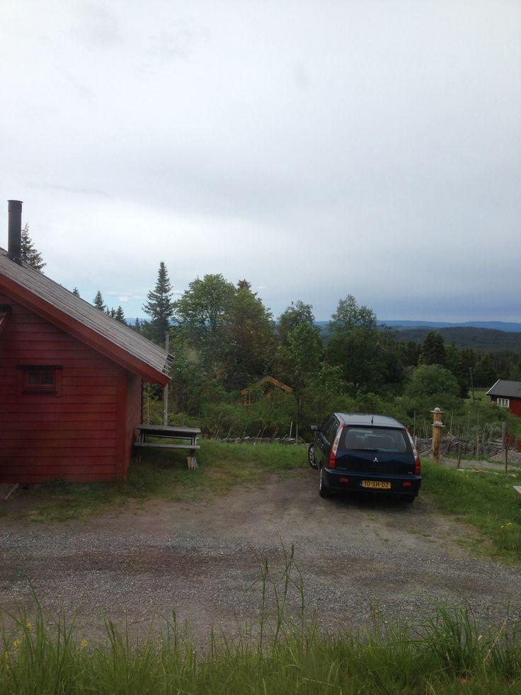 Do 12-6-2014 / Nordseter / 8.00 uur
