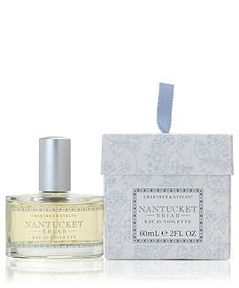 My fav perfume Nantucket briar  funny thing about this is I just found out on the website that my perfume is made from whale poop. I saw ambergris in the ingredients so I googled it.... whale poo   http://abcnews.go.com/blogs/headlines/2012/08/boy-finds-ambergris-valuable-fragrant-rock-from-whale-poop-on-beach/