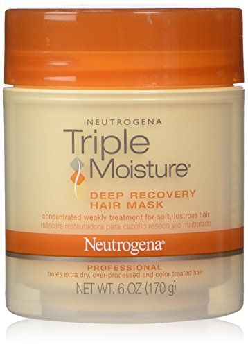Neutrogena Triple Moisture Deep Recovery Hair Mask                                                                                                                                                                                 More