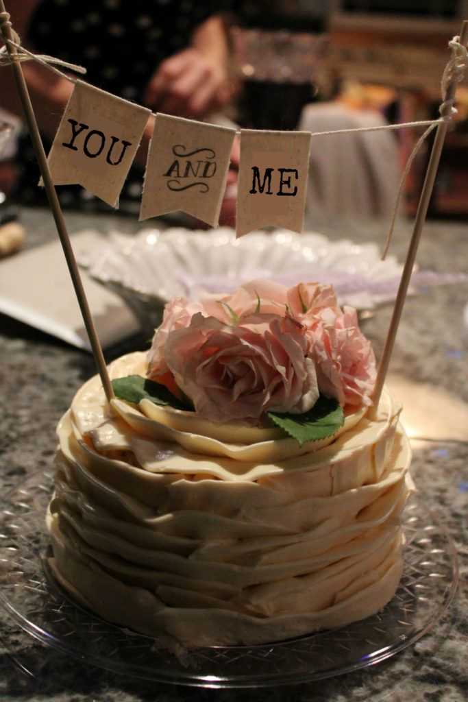 Convincing Reasons to Elope Cake