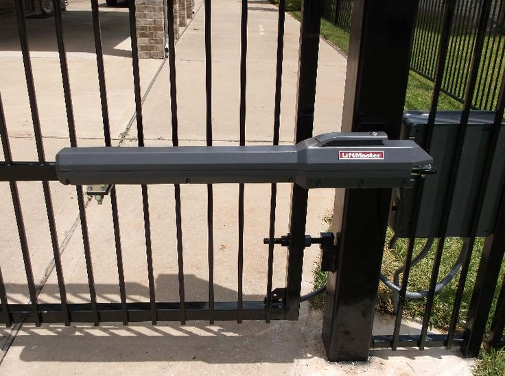 Best images about gate opener on pinterest automatic