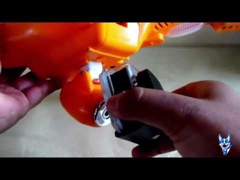 Mount a GoPro/ SJ4000/Action Cam to the Syma X8C/W