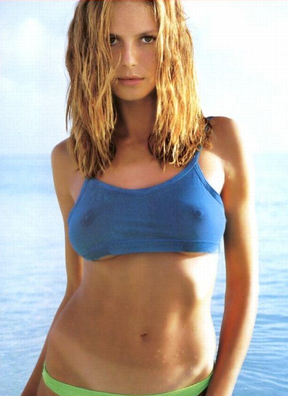 Opinion Heidi klum naked hot