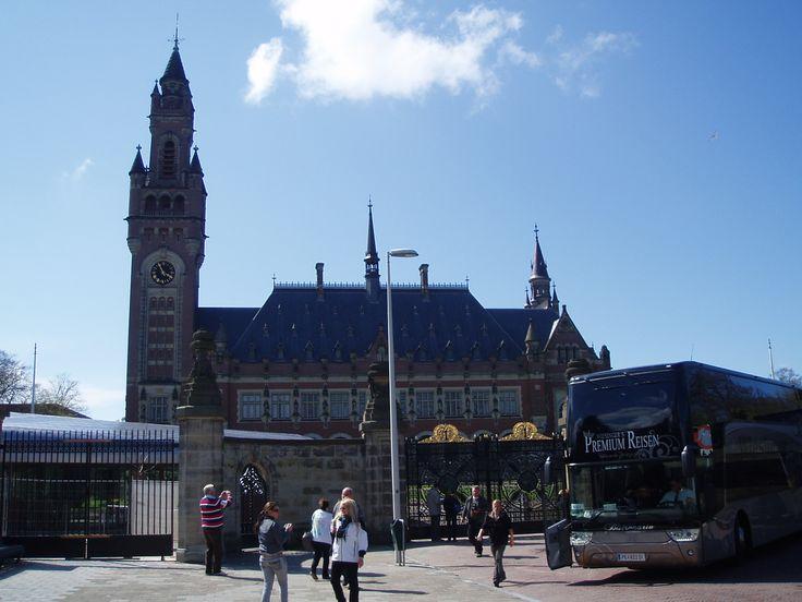 Mezinárodní soudní dvůr v  nizozemském Haagu