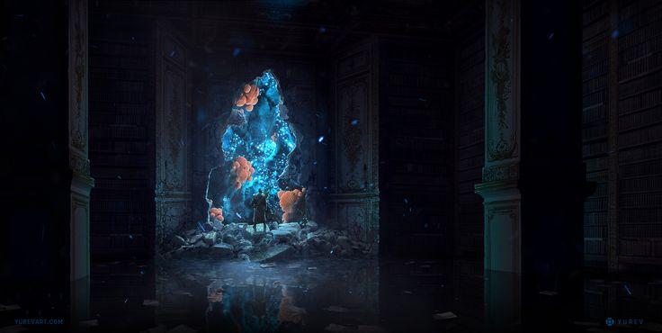 ArtStation - Portal, Yurev Stanislav