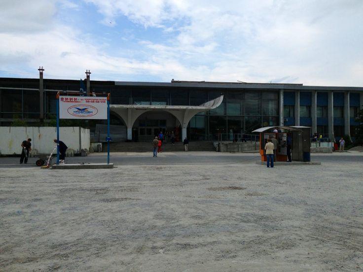 Международный аэропорт Храброво / Khrabrovo International Airport (KGD) , город пос. Храброво, Калининградская обл.