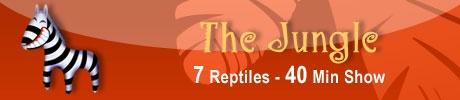 wild kratts - reptiles