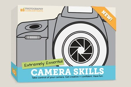 Photography tutorial that teaches you how to take control over your camera!