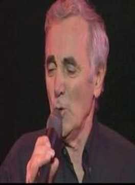 Charles Aznavour - She Faz-nos sempre sentir bem!