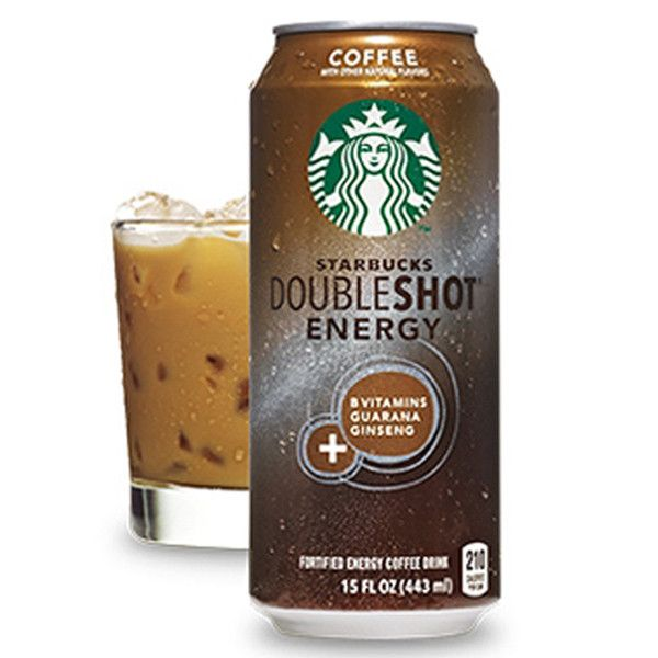 Starbucks Doubleshot Energy Coffee 15 Oz Cans Pack Of 12