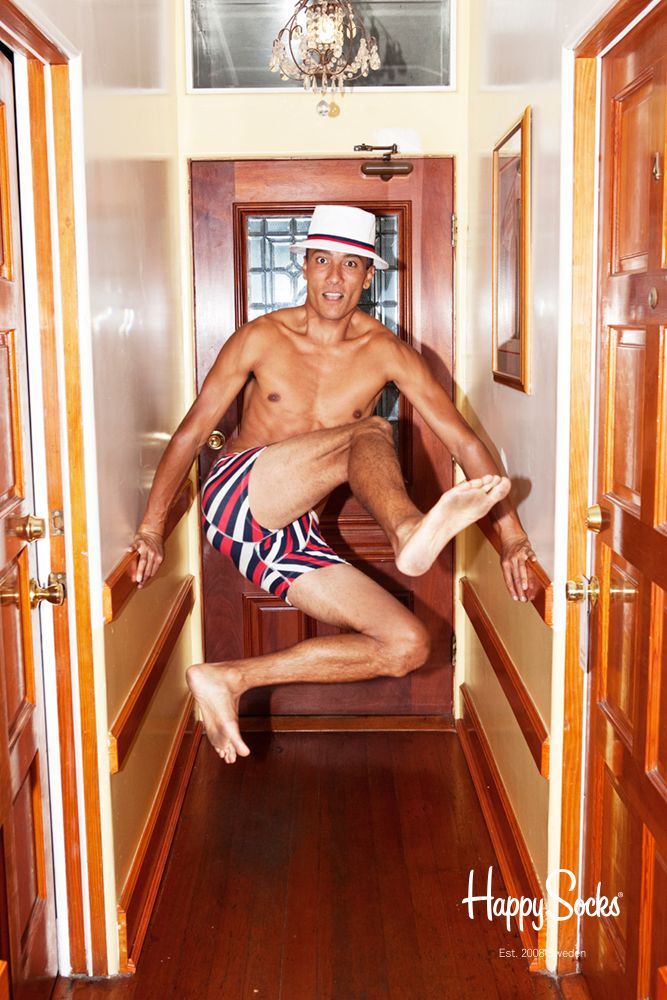 Polka Boxer Brief by Happy Socks ・www.HappySocks.com