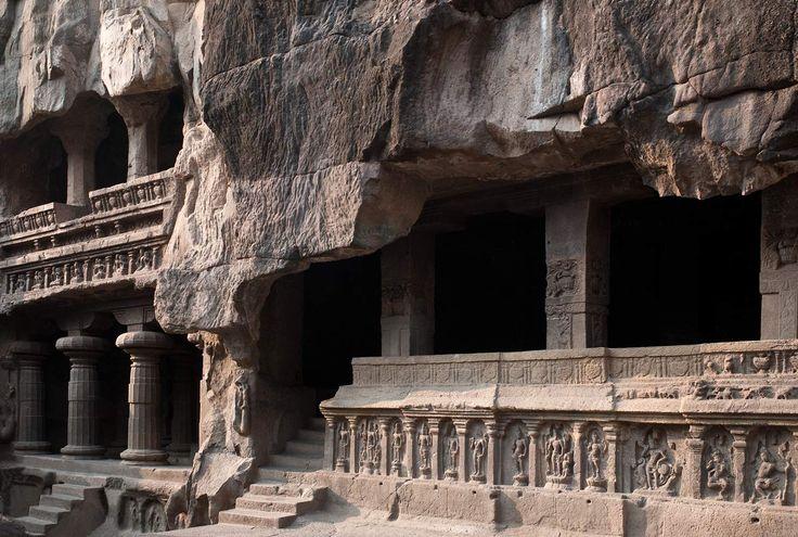 Kailasa temple at Ellora - Google Search