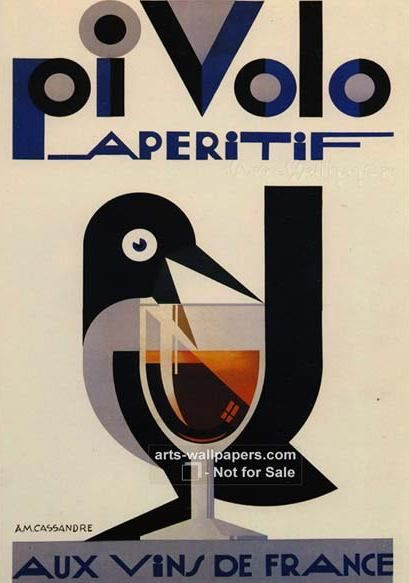 A.M.Cassandre: Gorgeous Vintage Posters by One of History's Greatest Graphic Designers | Brain Pickings