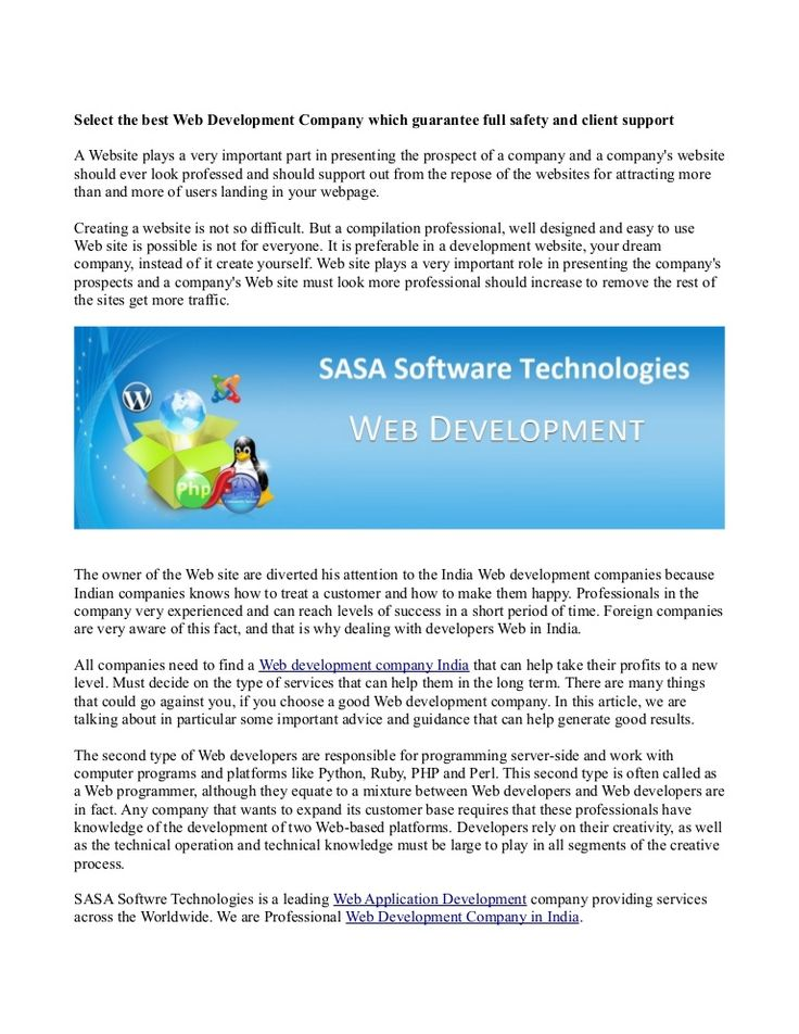 sasa-software-post by SASAsoftware via Slideshare