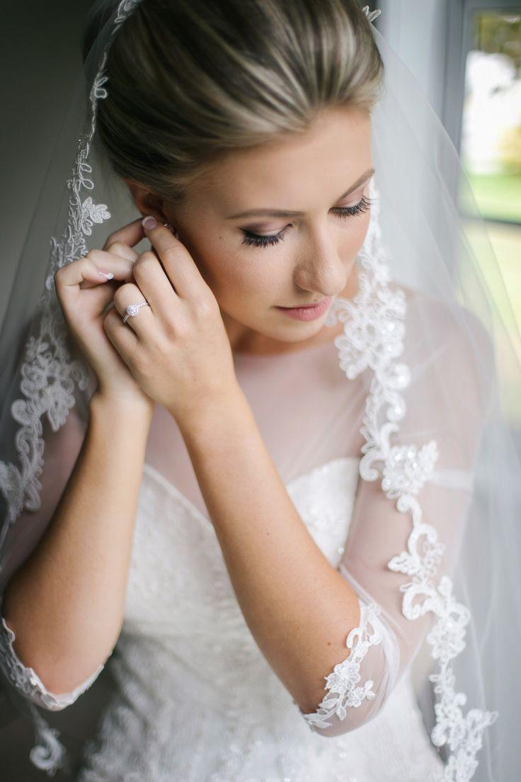 My Bridal Makeup. N+B Wedding.