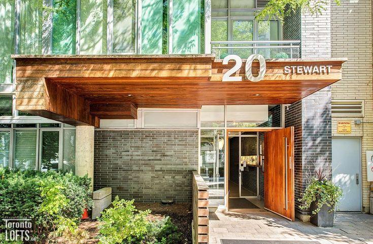 20 Stewart Lofts-20 Stewart St #302 | Rare large 1375 sf authentic loft with great open concept flex use plan.| More info here: torontolofts.ca/20-stewart-lofts-lofts-for-rent/20-stewart-st-302