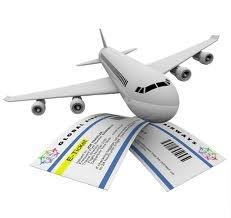 Flight tickets -
