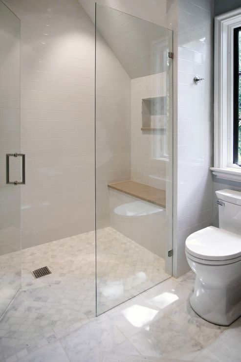 195 Best Images About Bathroom Walk In Shower That Inspire