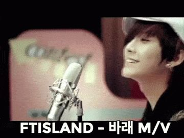 FTISLAND - 바래 M/V【KPOP Korean POP Music K-POP 韓國流行音樂】
